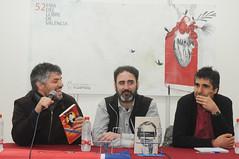 Oriol Jara, David Vid i Ramón Pardina 29/04/17 - vesprada