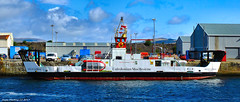 Scotland Greenock the ship repair dock car ferry Isle of Cumbrae 24 April 2017 by Anne MacKay (Anne MacKay images of interest & wonder) Tags: scotland greenock ship repair dock caledonian macbrayne car ferry isle cumbrae xs1 24 april 2017 picture by anne mackay