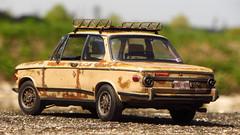 1:18 Autoart - BMW 2002tii US-Spec (vwcorrado89) Tags: autoart auto art 118 bmw 02 1502 1802 1602 2002 tii 2002tii usa usspec us spec rust rusty abandoned diecast die cast model modelcar miniature miniaturemodel miniaturecar scale scaled scalecar scalemodel