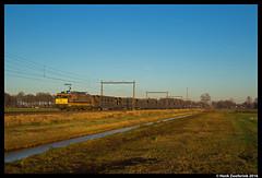 RRF 4401, Rijssen 04-12-2016 (Henk Zwoferink) Tags: rijssen overijssel nederland nl rrf captrain raillogix henk zwoferink 1600 4401 rf rotterdam rail feeding gw genesee wyoming inc gwr