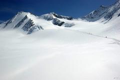 IMGP0760 (farix.) Tags: alps alpy ferner hintere lodowiec oetztal otztal schwarze skitury tal zima śnieg