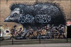 Josh6 / Spag (Alex Ellison) Tags: josh6 spag eastlondon urban graffiti graff boobs