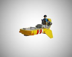flatbed (per_ig) Tags: flying boat ian mcque flatbed scifi cyberpunk steampunk