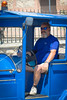 The Blue man (amatulow) Tags: canon rebel eos t3 1100d color colors blue azul people gente driver conductor street streetphoto foto callejera calle ƒ56 750mm 1640 iso200 barba portrait retrato train tren glases gafas beard smile happy contento felicidad happiness man hombre glasses