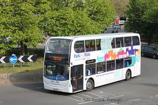 Stagecoach Canterbury 10066 SN63 HCF - Dennis Enviro 400