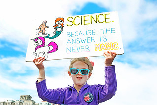 Science Because the Answer is Never Magic