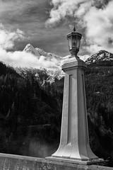 Pyramid Peak (D. Inscho) Tags: washington seattlecitylight hydroelectric pyramidpeak artdeco diablodam pacificnorthwest usa northcascades mountains