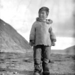 Inuit boy, Cape Wolstenholme, Quebec / Garçon inuit, Cape Wolstenholme (Québec) thumbnail