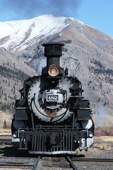 Silverton (dayvmac) Tags: durango silverton colorado steam train