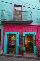 20161029 Guanajuato MX-IMG_4570 (wegstudio) Tags: mexico city night streets architecture arquitectura buildings guanajuato gto