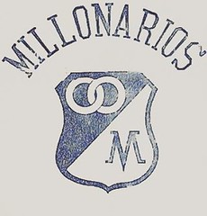 #vintage #millonarios (obiruz) Tags: instagramapp square squareformat iphoneography uploaded:by=instagram reyes