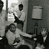 MWC009586 (যুদ্ধদলিল) Tags: rashidtalukdar julfikaralibhutto president pakistan pressconference reporter armedguard hotelintercontinental political politics history historical moment dhaka eastpakistan southasia asia bangladesh