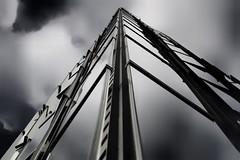 Future (∤ Esther ∤) Tags: nyc ny newyorkcity newyork blackandwhite building skyscraper sky skyline manhattan oneworltradecenter