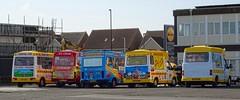 Anyone for Ice Cream? - West Moor (Ermintrude73) Tags: icecream icecreamvan icecreamtruck transport vehicle vehicles westmoor commercial mrwhippy carnivaltime carnivalices 99flake m77jur onz4793 p04jok r721rge v221kob