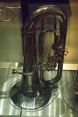 Hancock tuba | Horniman Museum | May 2017 (Paul Dykes) Tags: hornimanmuseum museum sydenham london england uk museums tuba brass