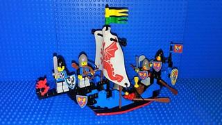 Black Knights 6057 Sea Serpent