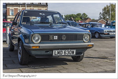 Volkswagen Golf MK1 (Paul Simpson Photography) Tags: volkswagengolf vw volkswagen car transport carshow classiccar scunthorpe transportshow paulsimpsonphotography 1980s cars churchsquare imagesof photosof photoof lmd630w