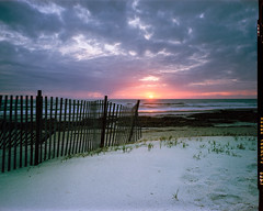 Amelia Island 4x5 - Kodak Porta 160NC (magnus.joensson) Tags: usa american florida beach sunrise wanderlust cameras travelwide 90 schneider angulon 90mm kodak porta 160ns exp large format 4x5 c41 epson v800 scan visitusa