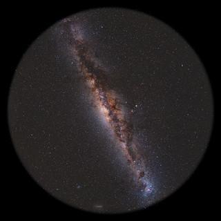Whole-Sky Milky Way