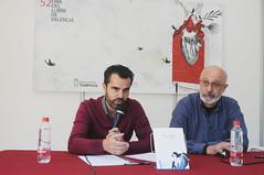 Joan Olivares i Ramon Guillem 'Terra d'aigua' 01/05/2017