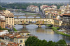 Puentes Florencia (lautada) Tags: mirador piazzale michelangelo florencia fiorenze firenze italia toscana puente ponte vecchio