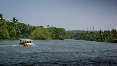 The Backwaters (anubhavarunraj) Tags: river poovar backwaters india kerala