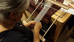 """rug_weaving1 • <a style=""""font-size:0.8em;"""" href=""""http://www.flickr.com/photos/137214787@N02/34485328351/"""" target=""""_blank"""">View on Flickr</a>"""