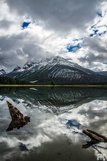 Stormy Spray Lakes