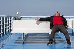 Ferry Boat #4 (Matthew on the road) Tags: adriatic sea adriaticsea ferry boat ferryboat travel travelling traveller lonely lonelytraveller april2017 matteonanni matthewontheroad