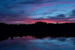 Electric Blue #8020 (JDS Fine Art Photography) Tags: unretouched blue colors colours beauty pink hues naturalbeauty landscape twilight inspirational