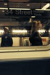 Hudson Yards subway (Towner Images) Tags: us usa ny nyc towner america townerimages newyork bigapple city urban manhattan light lighting illumination subway station hudsonyards passenger traveller journey