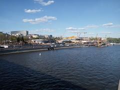 IMG_20170514_173004 (Бесплатный фотобанк) Tags: парк зарядье стройка весна солнце россия москва