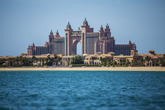 Atlantis, the Palm - Dubai (HarveyDxb) Tags: atlantis beach hotel luxury dubai uae gulf persian resort sunny landscape sea villas stars world tourism amazing palm jumeirah seacoast architecture design