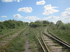 Bowes Railway. Junction at Eighton Banks (captaindeltic55) Tags: bowes bowesrailway railwaypreservation ncb freightline mineralline cablerailway ropehaulagerailway ropeway roperailway georgestephenson monktonrailways