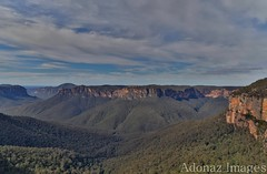 Endless Mountains at Blackheath - Blue Mountains (Adolfo Nazario) Tags: endless mountains blackheath blue