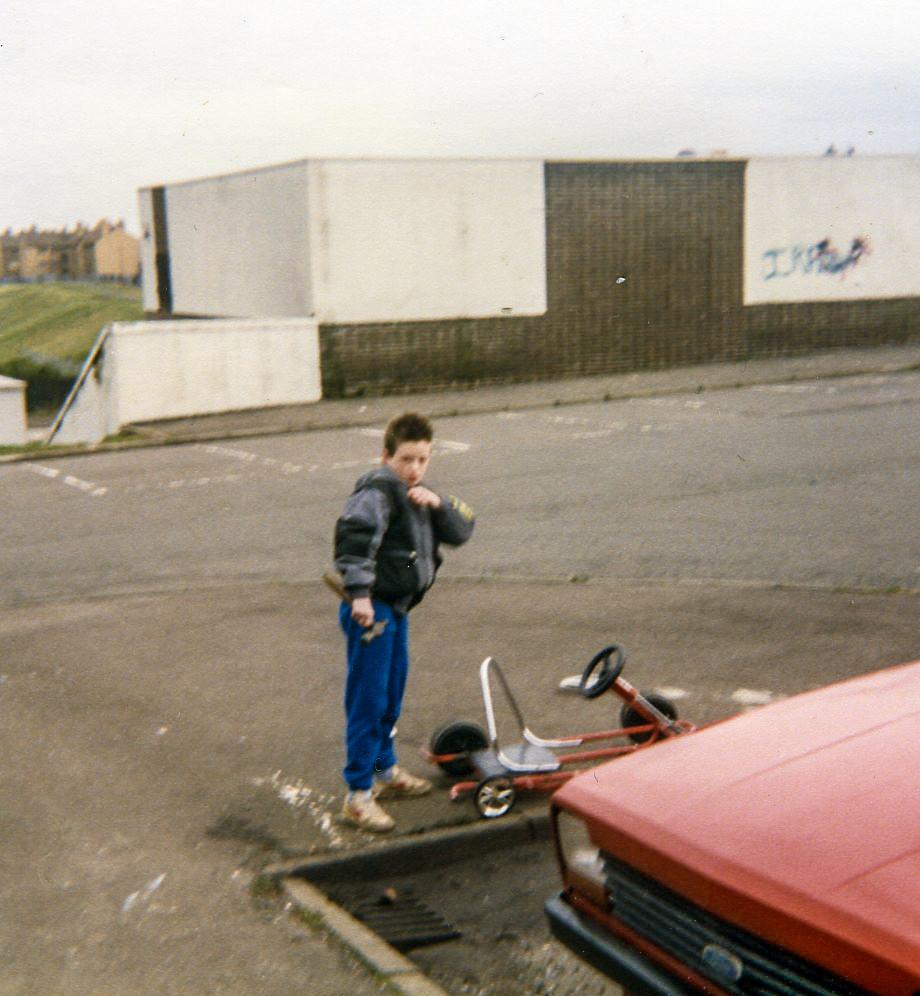 Ryan Finnigan 1980s