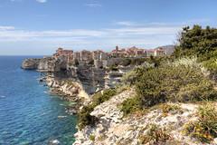 Bonifacio (Thijs de Bruin) Tags: bonifacio corsica corse rocks coastline kustlijn rotsen zee sea