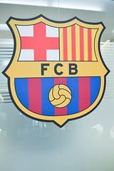Camp Nou 45 (Seán Creamer) Tags: barcelona spain campnou football soccer uefa catalonia iniesta messi fcbarcelona ladislaokubala ballondor championsleague europeancup goldenboot valdés xavi puyol guardiola cruyff ramos mésqueunclub laliga