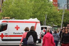 Bilbao Triathlon 2017 (Cruz Roja Bizkaia) Tags: triathlon triatlón sports deporte natación correr ciclismo bicycling cycling cruzroja prevetivoscruzroja bilbao bizkaia euskadi paysbasque basquecountry ambulancia ambulance rescates emergencias