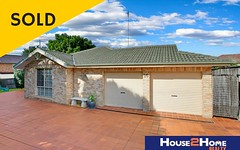 16 Blundell Cct, Kellyville NSW