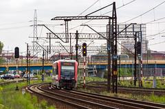 SA106-014 (Łukasz Draheim) Tags: polska poland pociąg pkp kolej nikon d5200 landscapes landscape scenery scenerie train transport railway railroad rail bydgoszcz