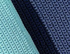 Croché (camus agp) Tags: macro cojines azules decoracion croche crochet