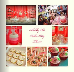Shabby Chic Hello Kitty Dessert Table (sweetsuccess888) Tags: sweetsuccess desserttable dessertbar dessertbuffet hellokitty shabbychic hellokittyparty eventsstyling philippines