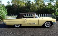 1959 Ford Thunderbird Convertible (JCarnutz) Tags: 124scale diecast danburymint ford thunderbird 1959