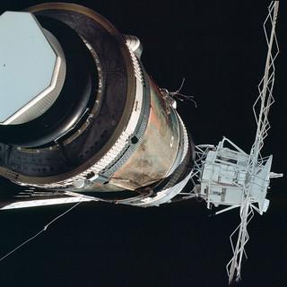 Skylab's Long Axis