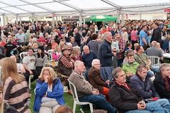 Beer Tent (Badly Drawn Dad) Tags: gbr ludlow shropshire unitedkingdom ludlowcastle ludlowspringfestival geo:lat=5236689110 geo:lon=272288047 geotagged beer beertent cider gin