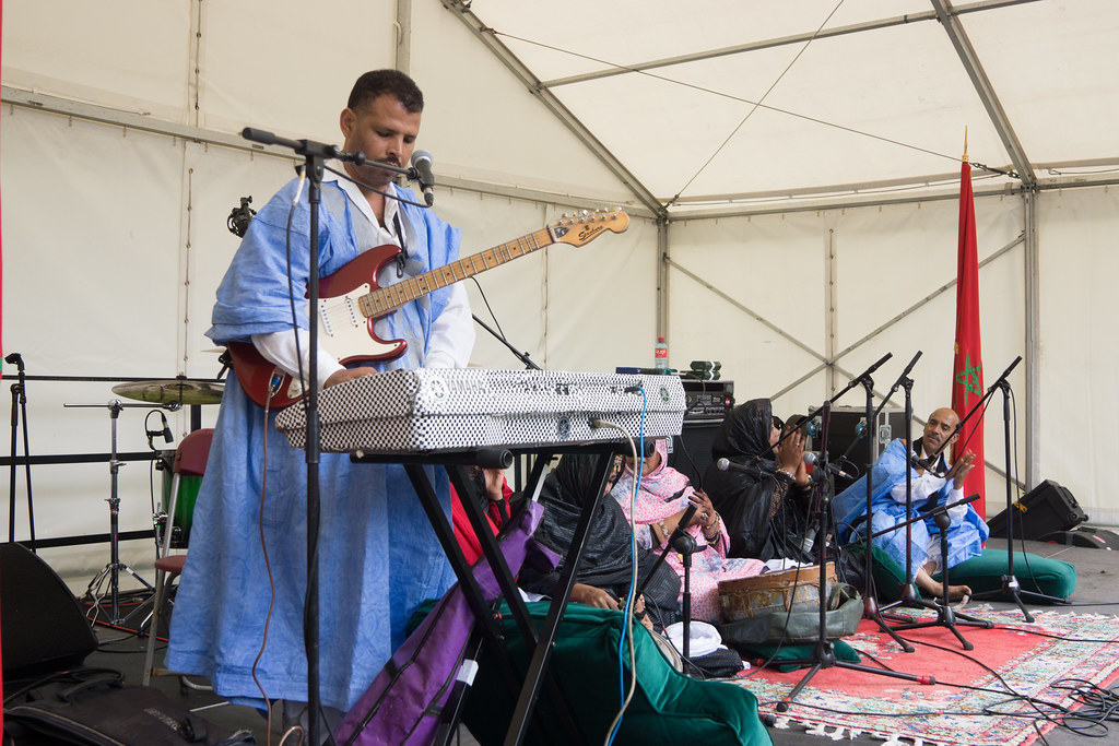Mnat Aichata A Southern Morocco Band [Africa Day 2017 Dublin]-128857
