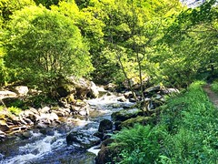 #Watersmeet #ILoveNorthDevon (ilovenorthdevon) Tags: watersmeet ilovenorthdevon