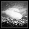 Afternoon with the Three Sisters, Canmore, Alberta (kgogrady) Tags: landscape spring canmore alberta canada rockymountains thethreesisters rockies picturesofalberta photosofalberta xt2 photosofthethreesisters xf18135mmf3556oiswr rocky picturesofthethreesisters trees westerncanada canadianlandscapes canadianrockies acros canadianmountains bw albertalandscapes canadianrockieslanscape blackwhite ab 2017 blackandwhite cans2s fujifilm fujifilmxt2 fujinon clouds vertorama