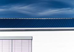 urbani (Lunor 61) Tags: abstract abstrakt minimal minimalismus minimalistisch minimalistic urban city building facade fassade textures lines linien sky window symmetry symmetrie graphic blue blau weis white ireneeberwein architecture architektur himmel dach gebäude